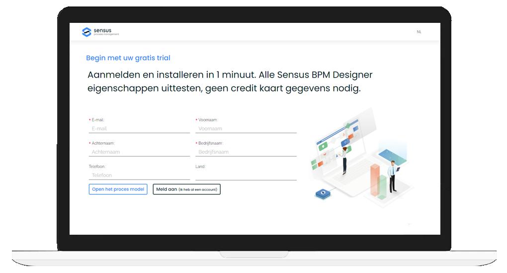 sensus-bpm-designer